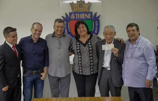 Prefeitura de São Caetano do Sul entrega subsídios a entidades de Cultura