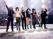 """Eventos em Especial - O grupo foi formado no início de 1985. O álbum """"Appetite for Destruction"""" foi lançado em..."""