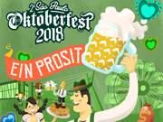 Eventos em Especial - A segunda edição da São Paulo Oktoberfest – a festa alemã que entrou para o calendário oficial da...