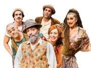 Eventos em Santo André - Um velho bufão começa narrando ao público como Canio, o chefe de uma tradicional trupe de palhaços,...