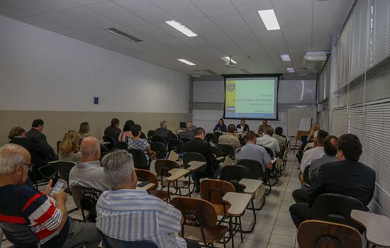 Conselho de Cidadania debate desenvolvimento urbano de São Caetano do Sul