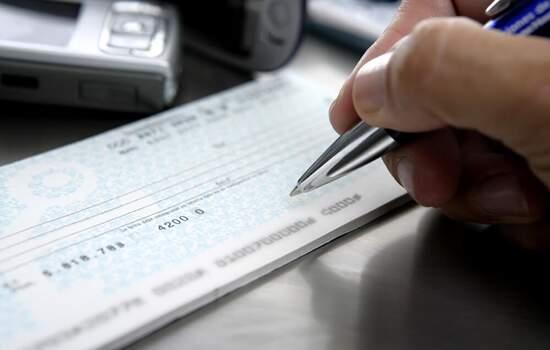 Resultado de imagem para compensação de cheque