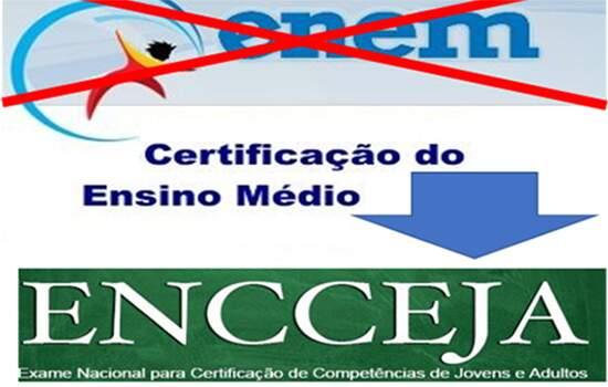 Resultado de imagem para Exame Nacional para Certificação de Competências de Jovens e Adultos (Encceja) 2017