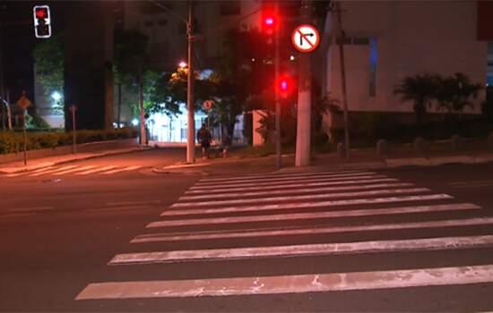Idoso é atropelado e morto na faixa de pedestres na Vila Madalena