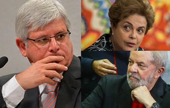 Lula, Dilma e mais 6 do PT denunciados ao STF — Organização criminosa