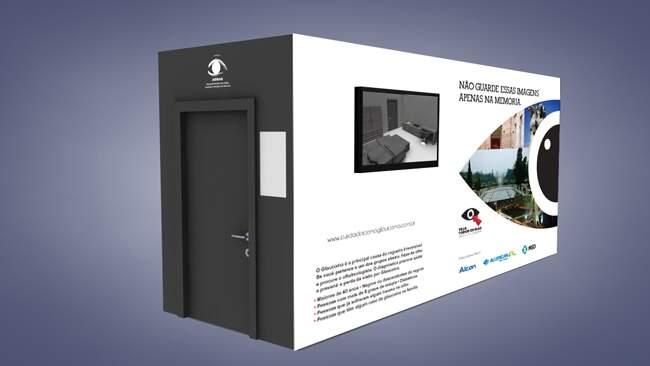 Sala sensorial no vão livre do Masp tem objetivo de fazer população conhecer as limitações das pessoas que perderam a visão