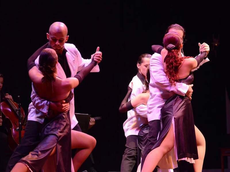 Eventos em São Bernardo - O espetáculo homenageia compositores e autores que fizeram parte desta história,canções fortes e...